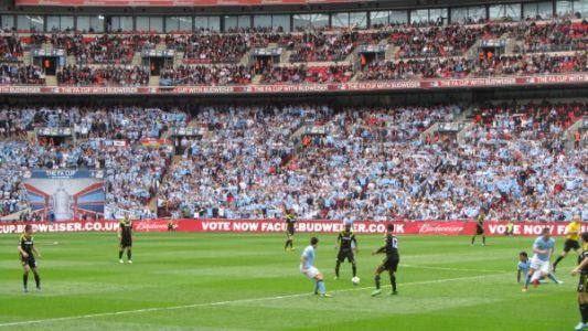 וומבלי לונדון, חצי גמר הגביע האנגלי, מנצ'סטר סיטי מול צ'לסי