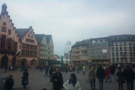העיר העתיקה בפרנקפורט