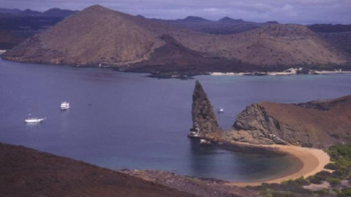 האי ברטלומה, איי גלפאגוס