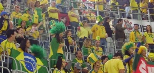 אוהדי ברזיל במונדיאל 2006