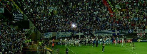 היוונים בדרך לזכיה ביורו 2004
