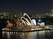 בית האופרה של סידני אוסטרליה