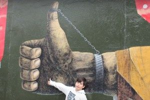 ברלין אטרציות - חומת ברלין