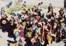 חגיגה טיבטית בצפון הודו