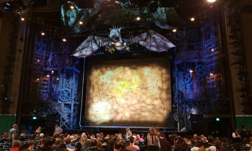 כרטיסים למחזות זמר בלונדון - תיאטרון אפולו