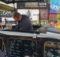 תחנת קפה בשוק בריק ליין