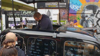 שכונת שורדיץ' - תחנת קפה בשוק בריק ליין