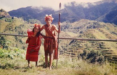 צפון הפיליפינים: טרסות האורז של בנאווי ושל בטאד