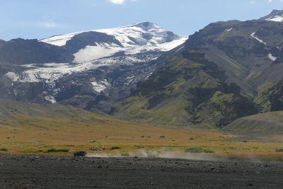 שביל המעיינות החמים באיסלנד